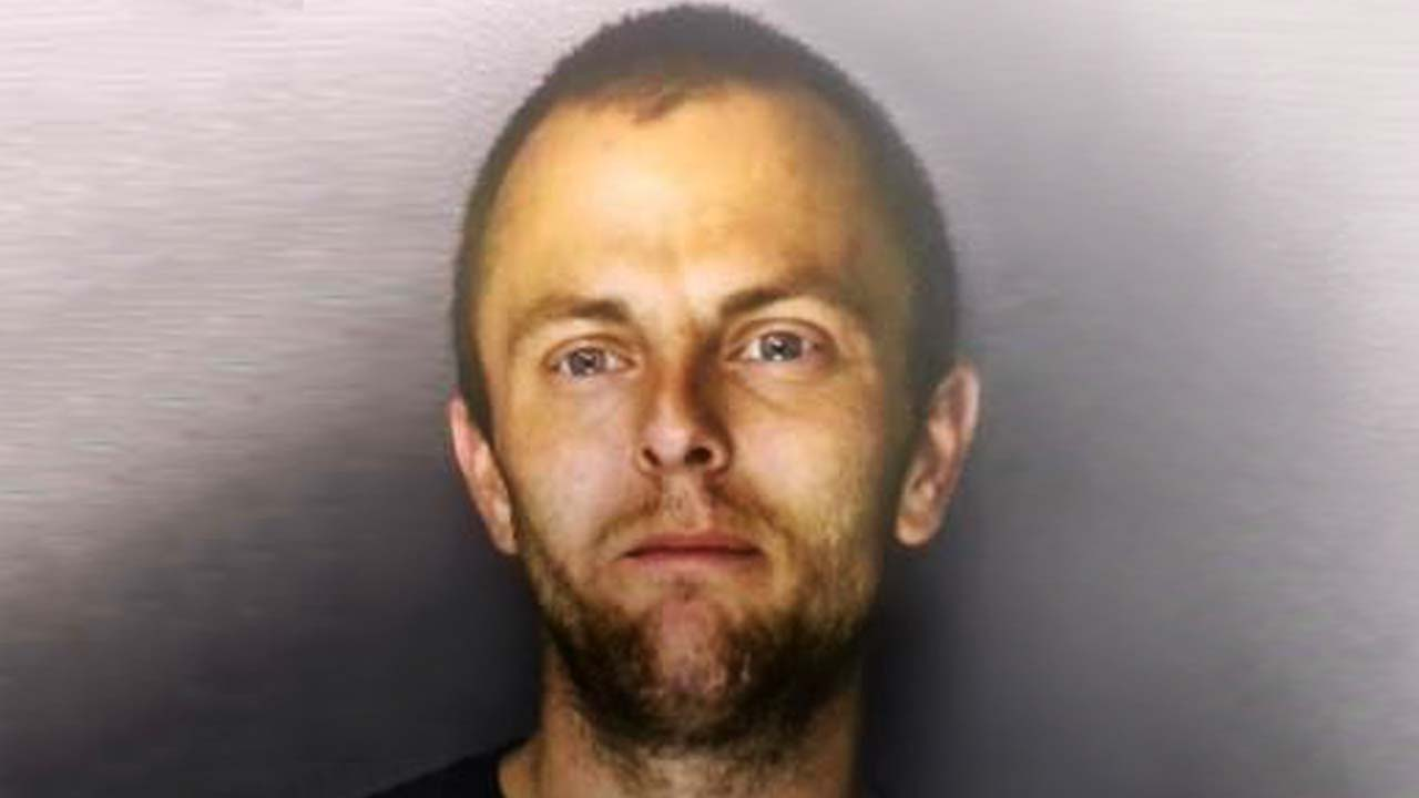 Shawn Jones, charged with burglary in New Castle