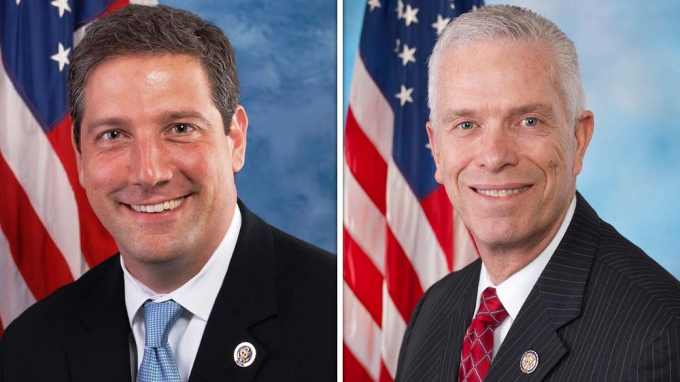 Ohio Representatives, Time Ryan and Bill Johnson