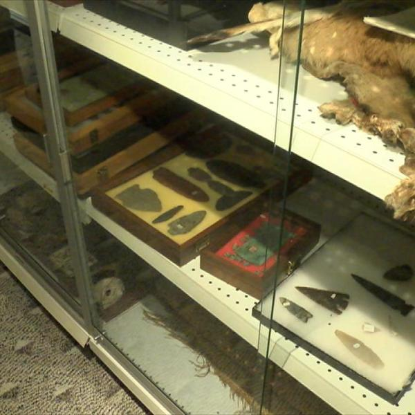 Artifacts found around Youngstown area