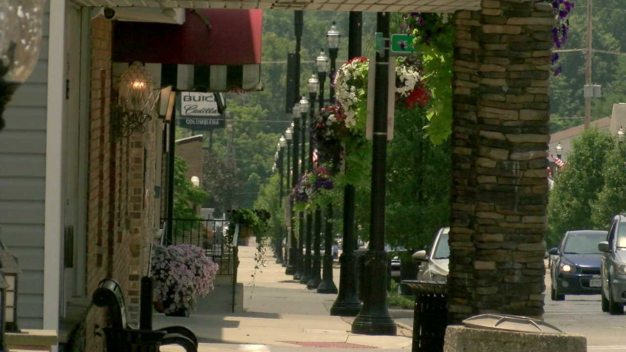 Downtown Columbiana