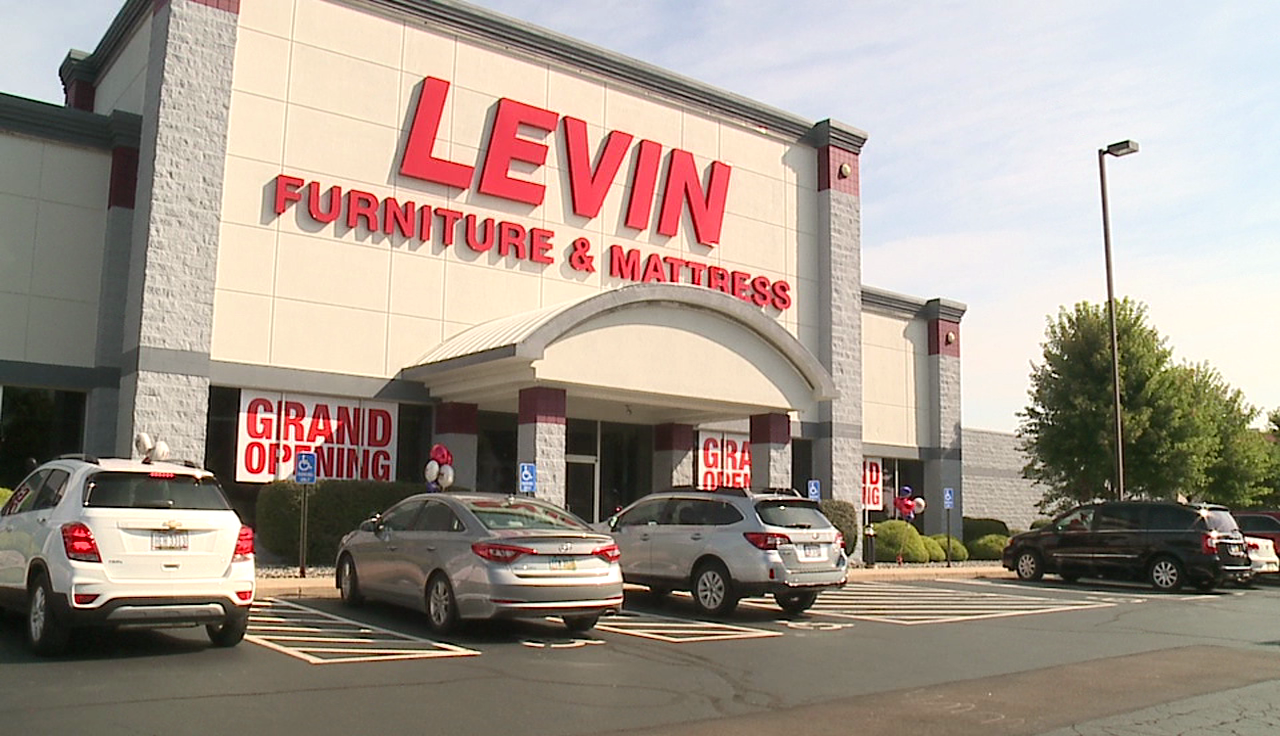 Levin Furniture Boardman