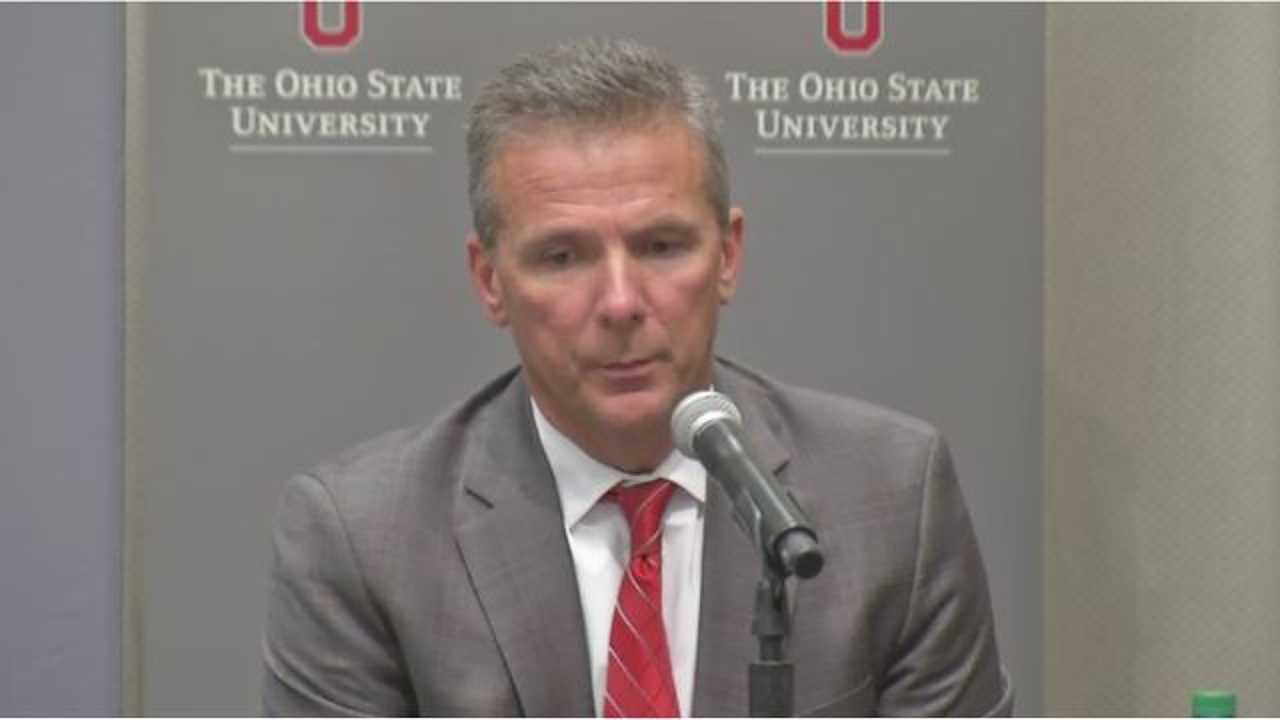 Urban Meyer apologizes for his 'words and demeanor' during ...