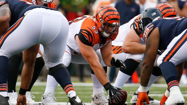 Fitch graduate Billy Price named Bengals' starting left guard
