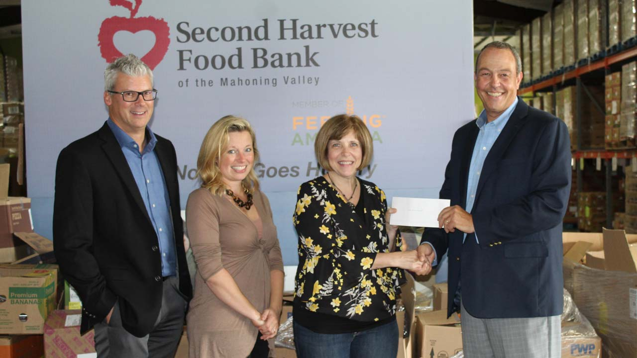 Sheely's donation, Second Harvest Food Bank