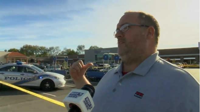 Police say 2 dead in Kroger shooting in Kentucky