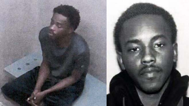 Anthony Cooper, New Castle shooting suspect