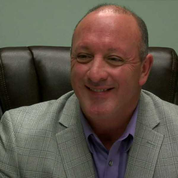 Campbell Mayor Nick Phillips