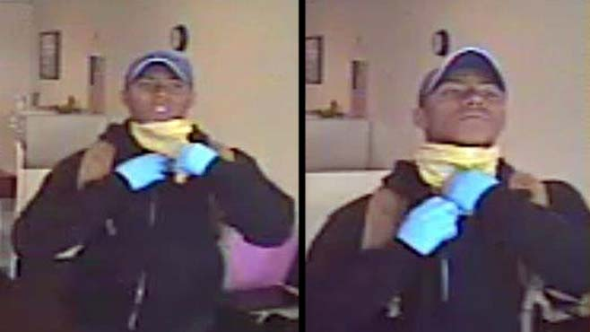 First American Loan in Austintown robbery suspect 1
