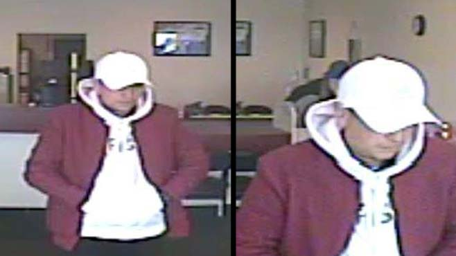 First American Loan in Austintown robbery suspect 2