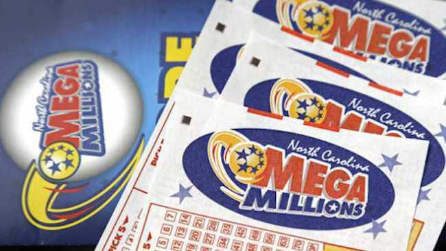 Mega Millions numbers drawn for record $1.6 billion jackpot