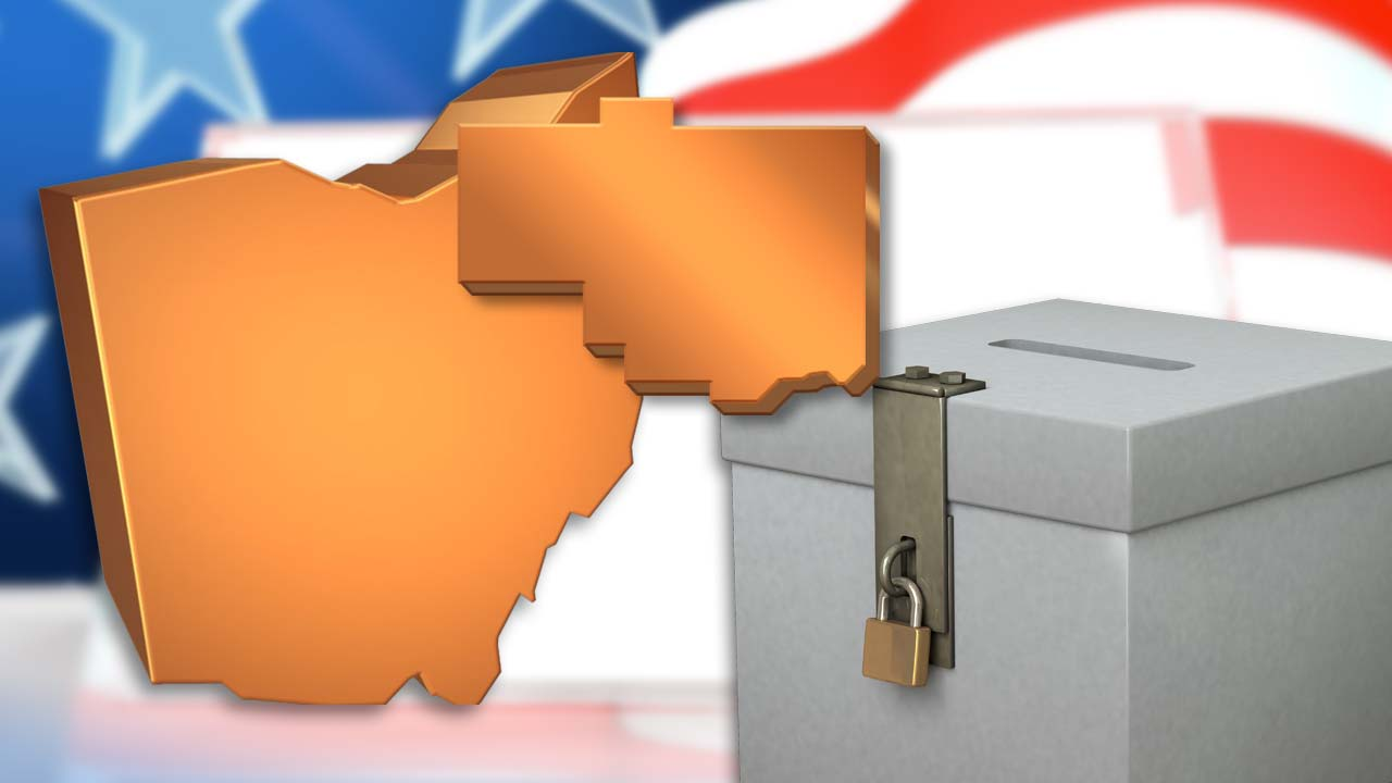 Ohio – Columbiana County Voting Results