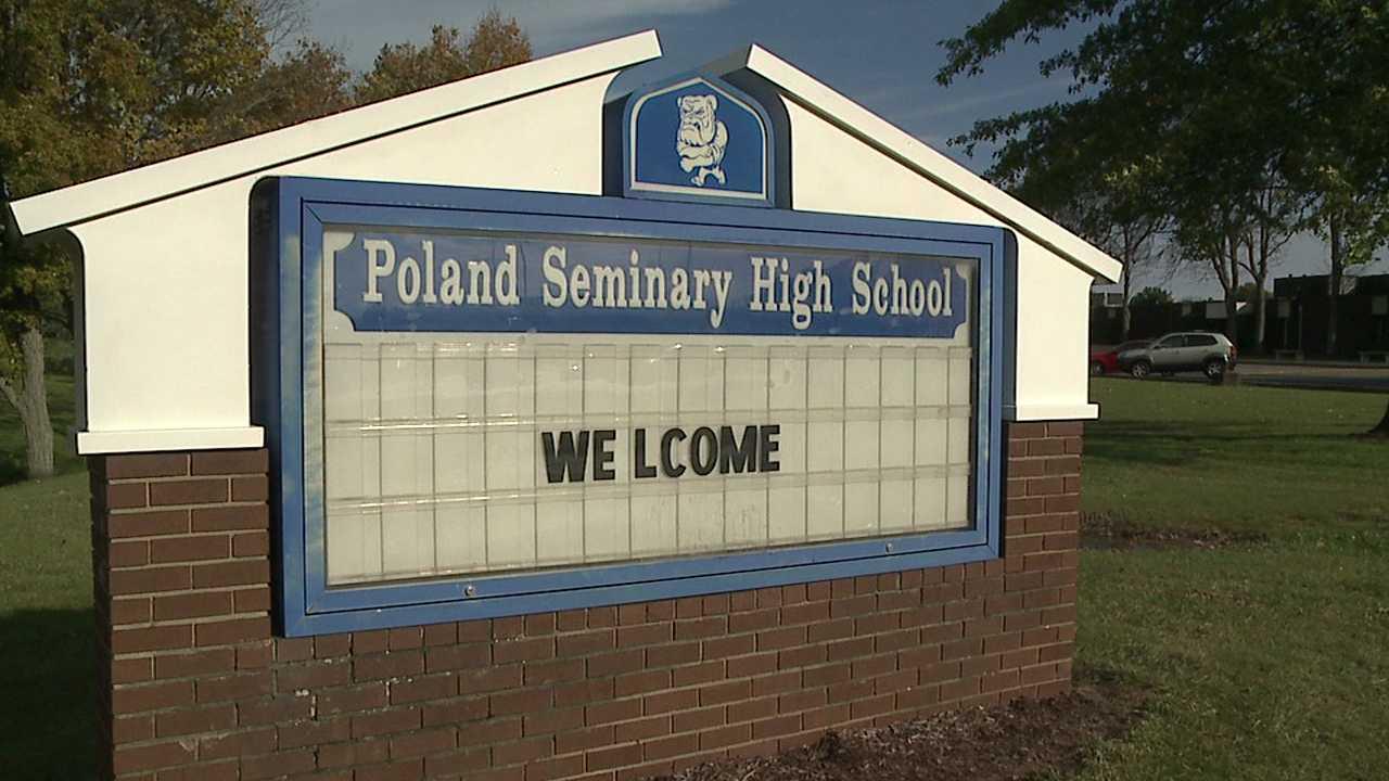 Poland Seminary High School