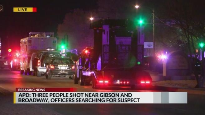 Albuquerque shooting