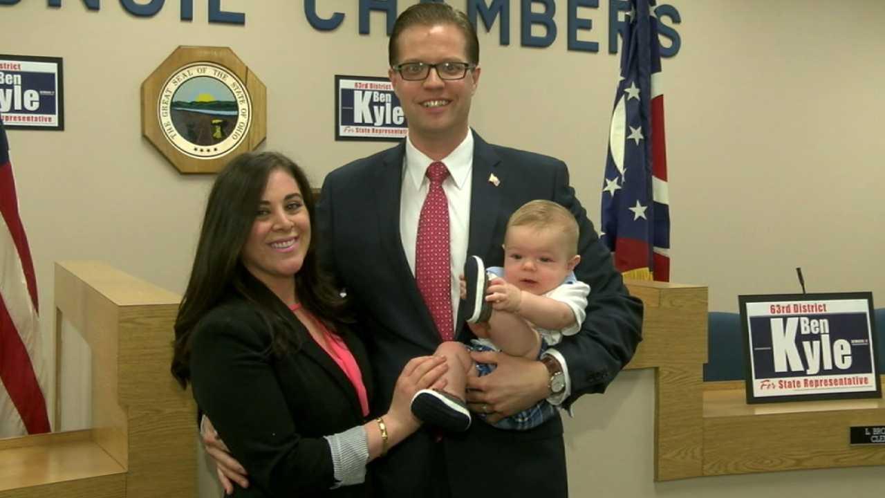 Ben Kyle announces run for Hubbard mayor