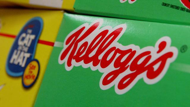 Kellogg's logo generic cereal