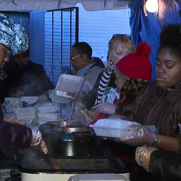 Pasta dinner fundraiser for Amy Acevedo and her family, who lost five children in fire on Parkcliffe Avenue in Youngstown