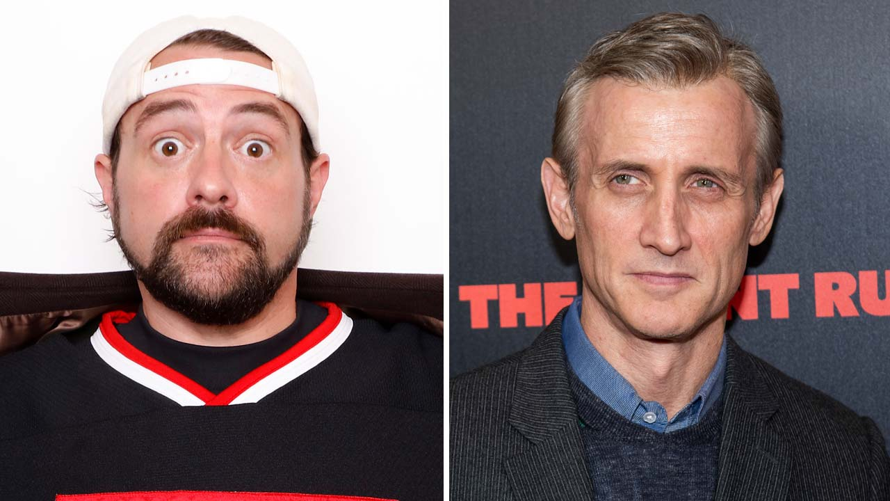 Kevin Smith and Dan Abrams
