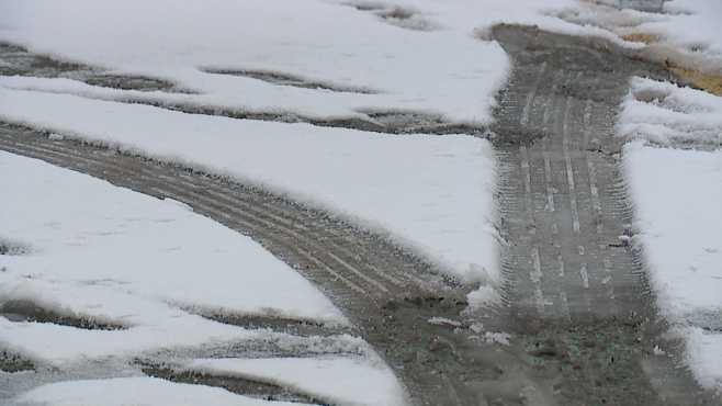 slush ice snow roads generic_485421