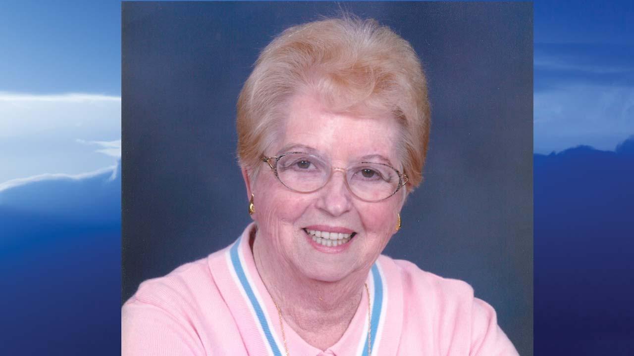 Winifred Mae Sheldon, Warren, Ohio - obit