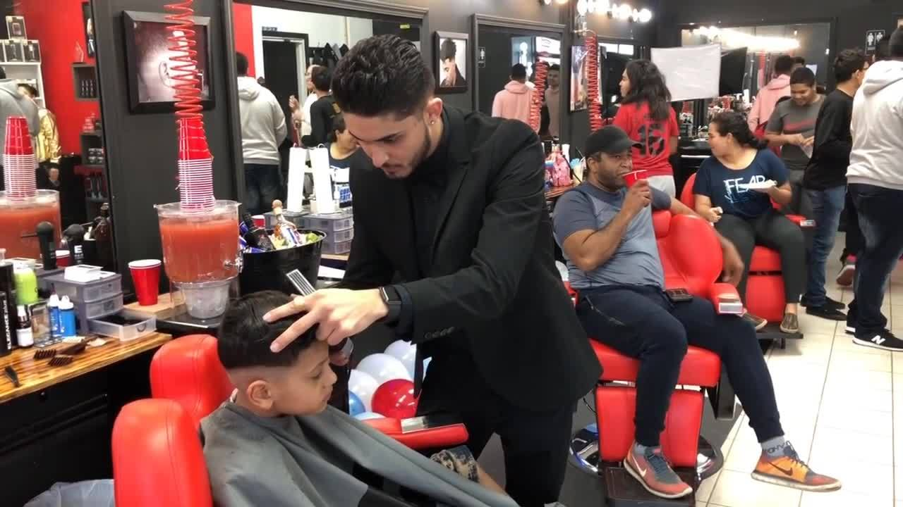 New Barber Hopes To Bring Touch Of