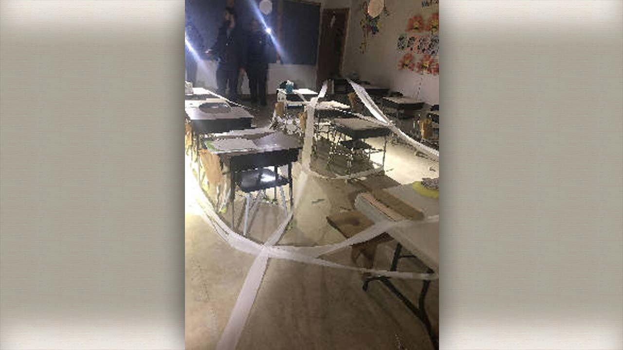 Acorn Acres break-in and vandalism 4