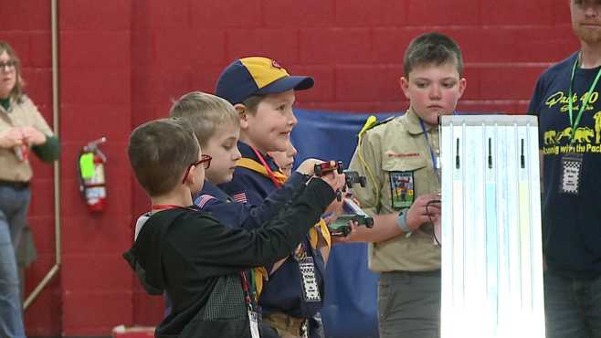 Girard Pinewood Derby