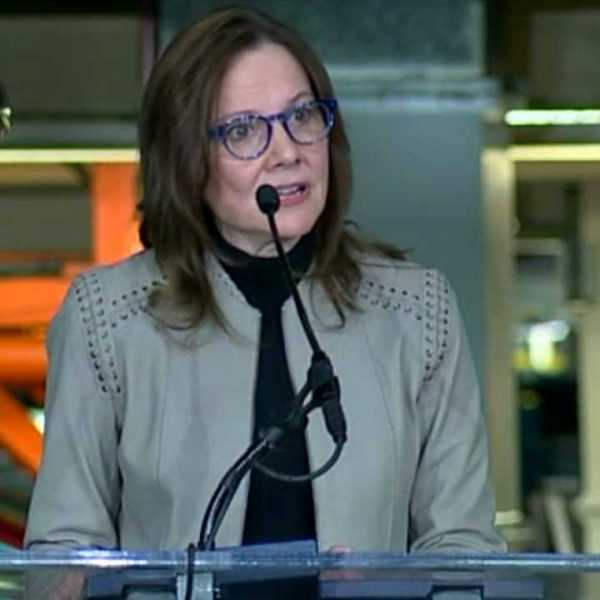 GM CEO Mary Barra announces Michigan investment