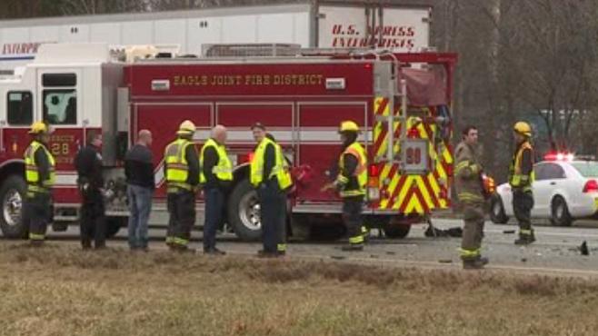 Hubbard woman killed in I-80 semi crash