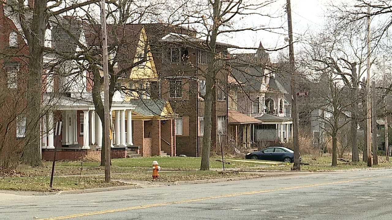 Youngstown, houses generic