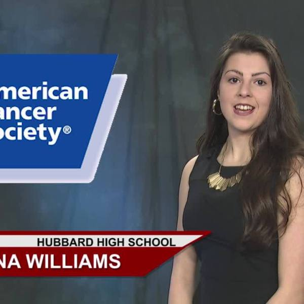 WKBN Caring Scholarship 2nd Place - Gianna Williams