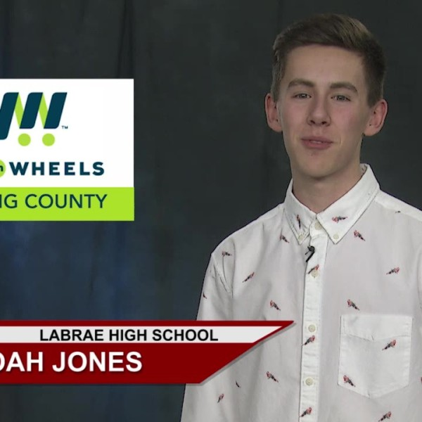 WKBN Caring Scholarship 5th Place - Noah Jones