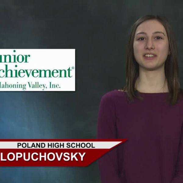 WKBN Caring Scholarship 6th Place - Galena Lopuchovsky