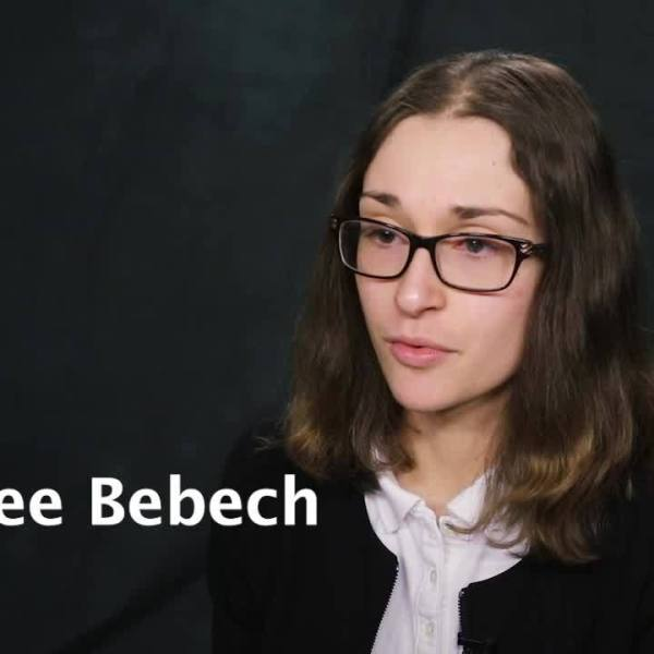 WKBN Scholarship - Emilee Bebech interview