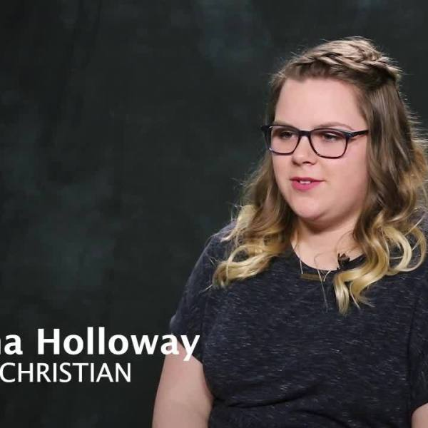 WKBN Scholarship - Helaena Holloway interview