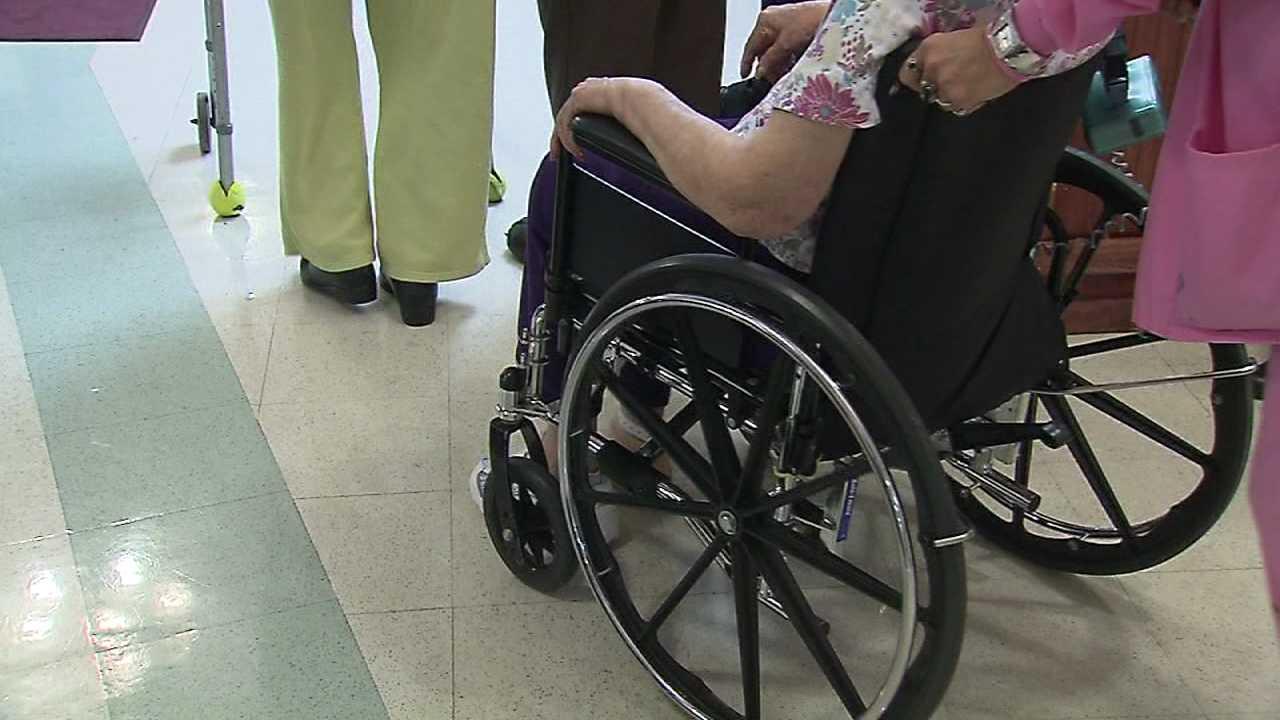 Elderly, senior, nursing home generic