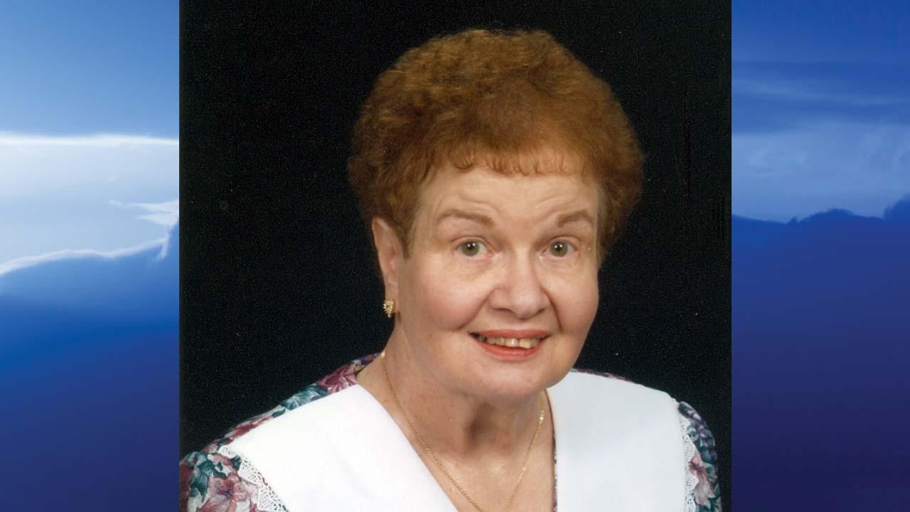 Gayle Lee (Kerrigan) Glasnapp, Hubbard, Ohio - obit