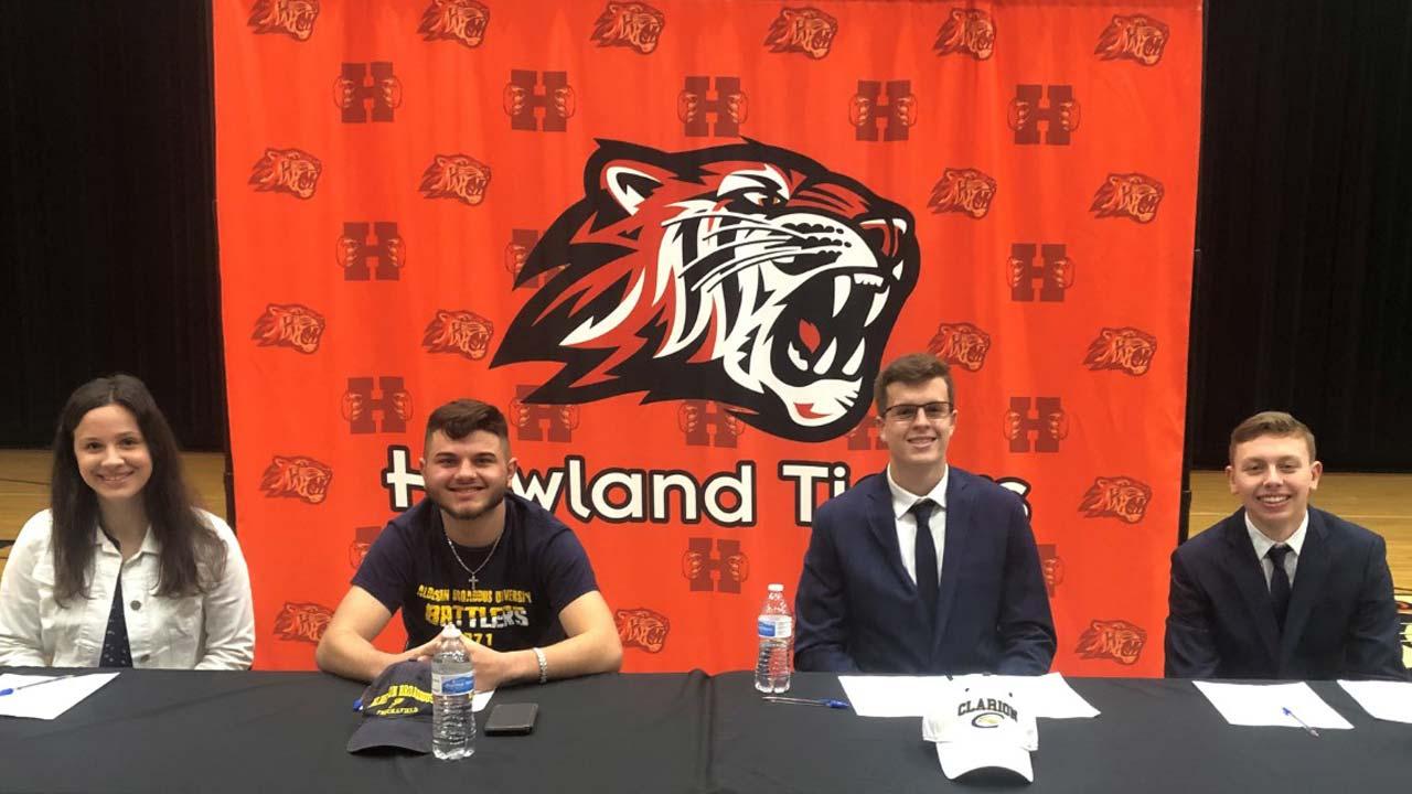 Howland Signing