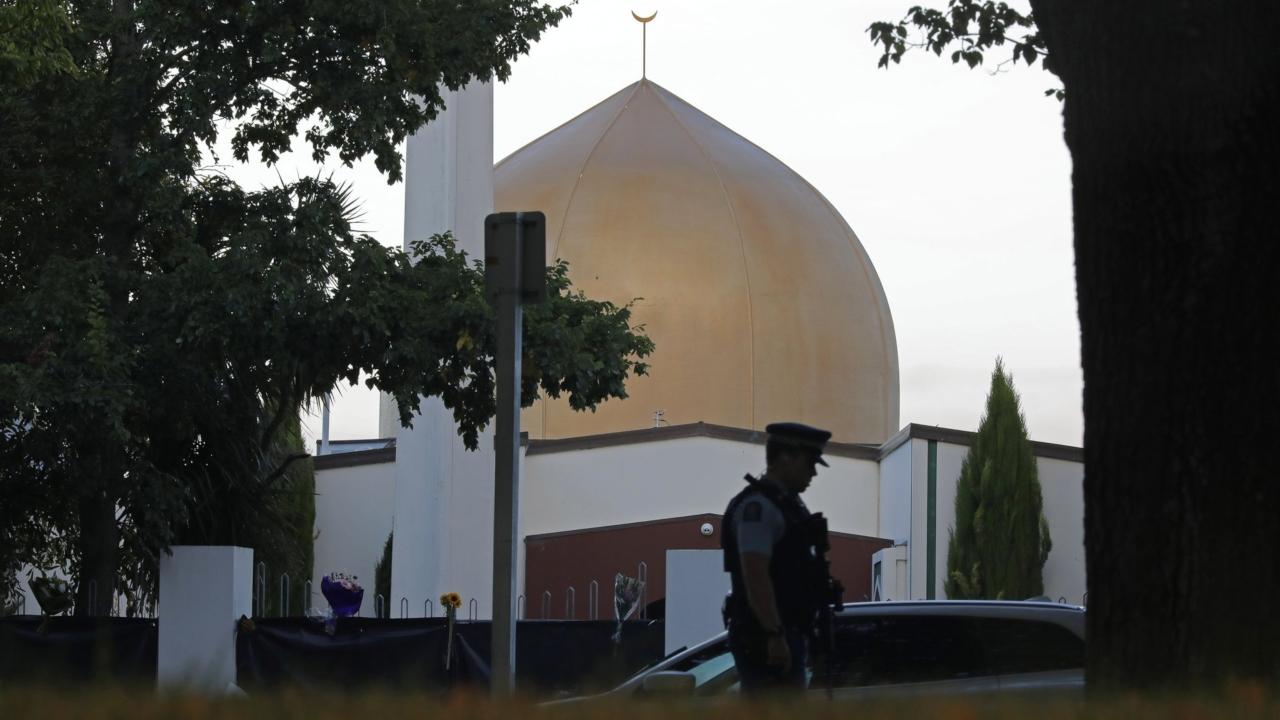 Mosque Massacre