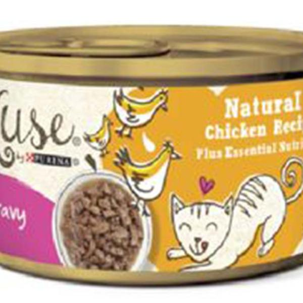 Muse wet cat food recall