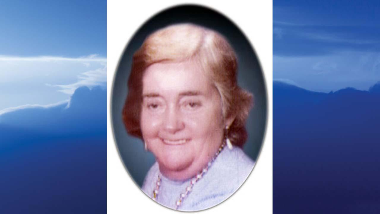 Norma J. Rueberger, Mercer, Pennsylvania - obit