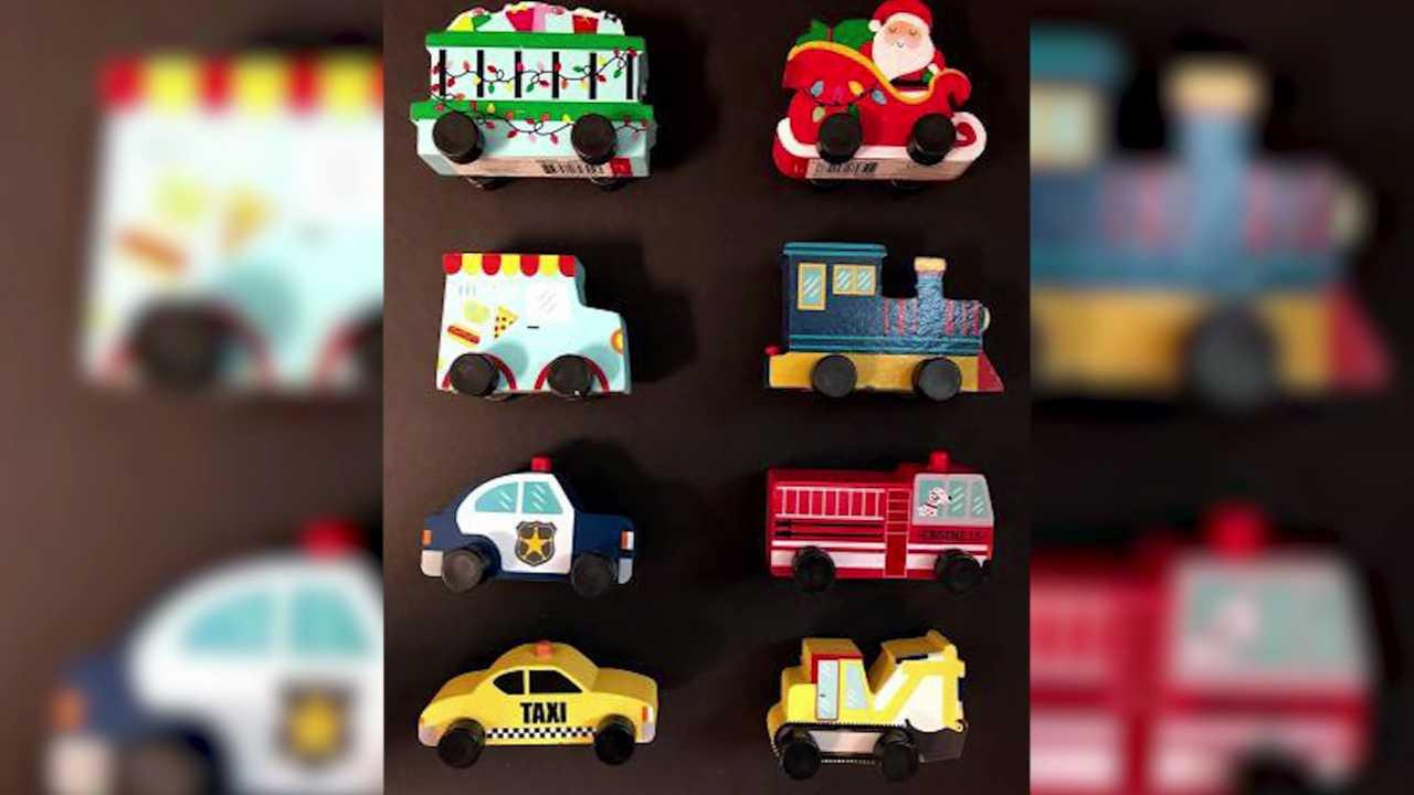 target recalls wooden toys due to choking hazard