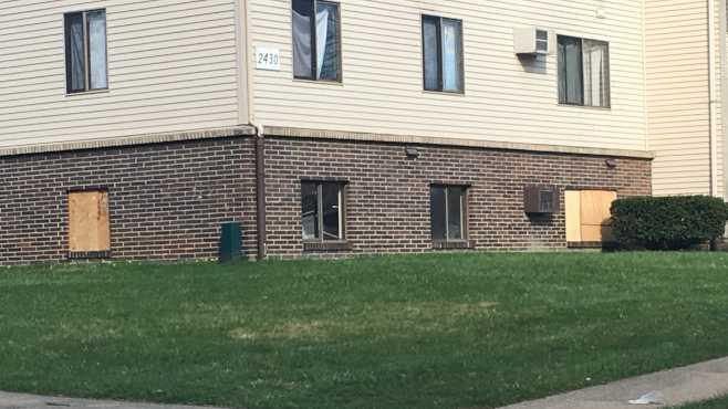 Tyrell Avenue apartment attempted arson Youngstown