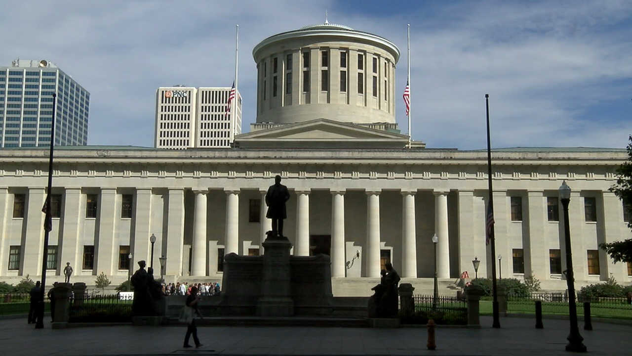 Ohio Statehouse building