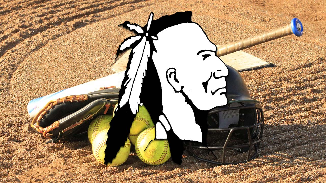 Badger Braves softball