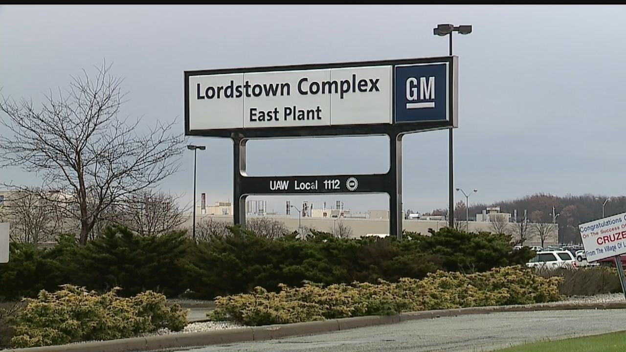 GM Lordstown plant
