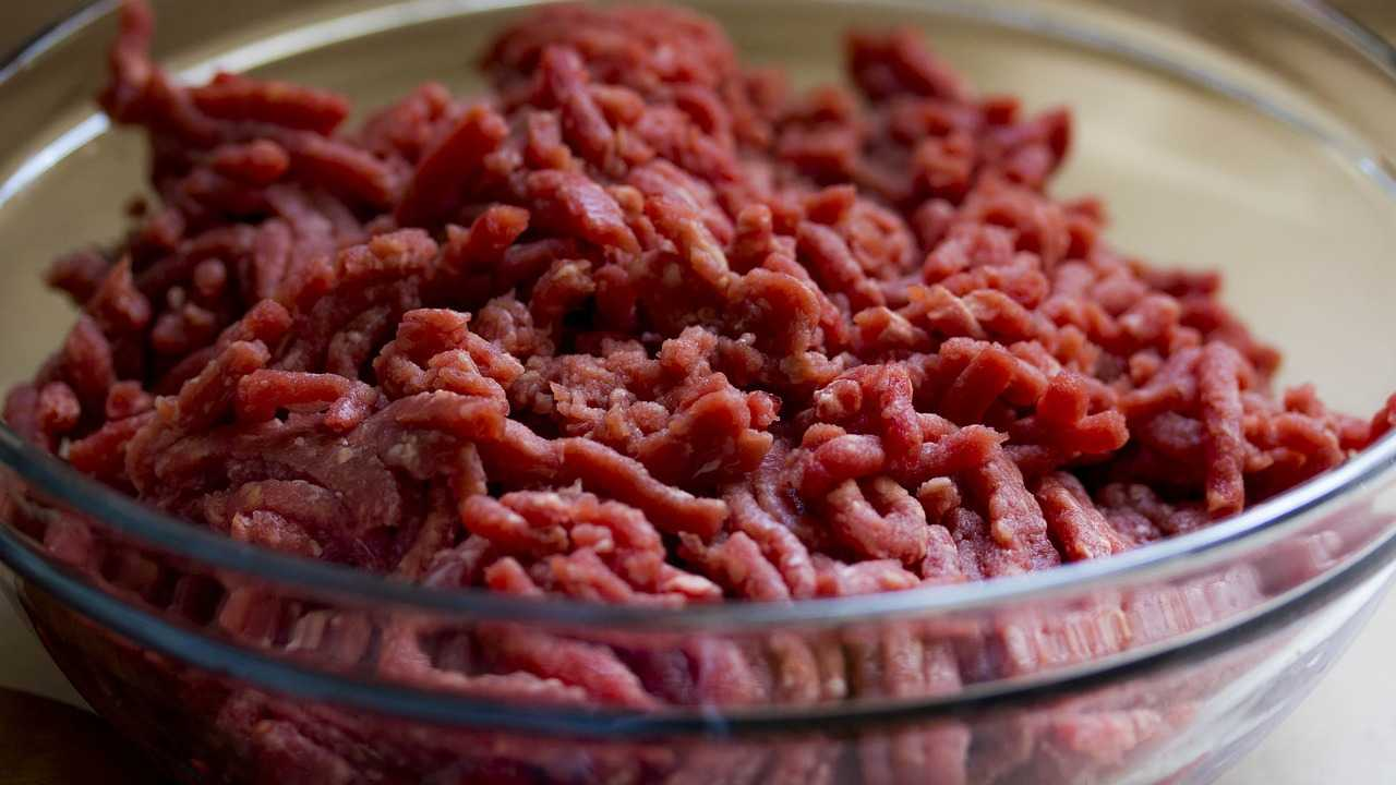 Ground beef generic
