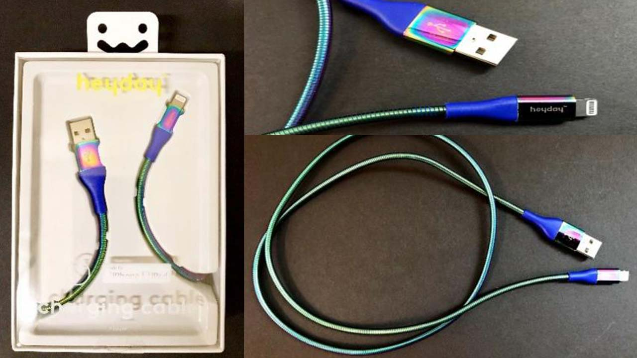 Target Recalls USB Charging Cables Due to Shock and Fire Hazards