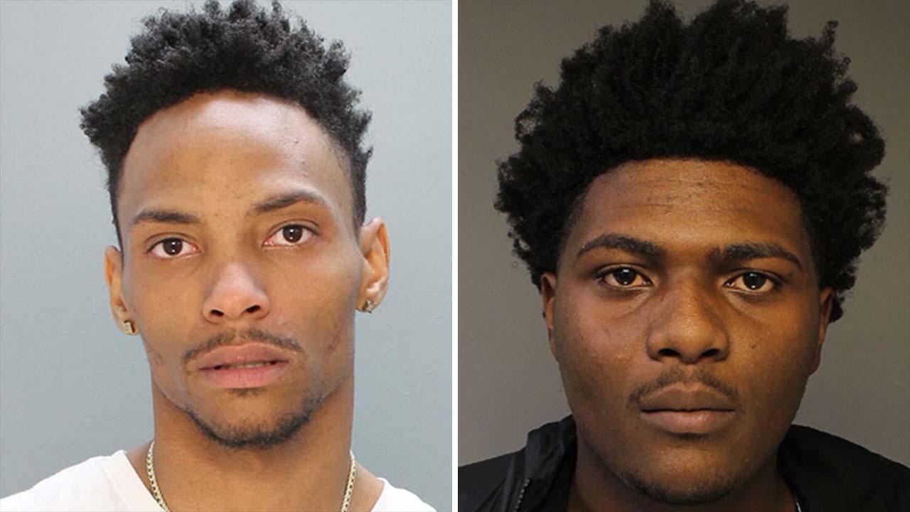 Malik Graham, Cory Lamar, charged in Sharon, Pennsylvania