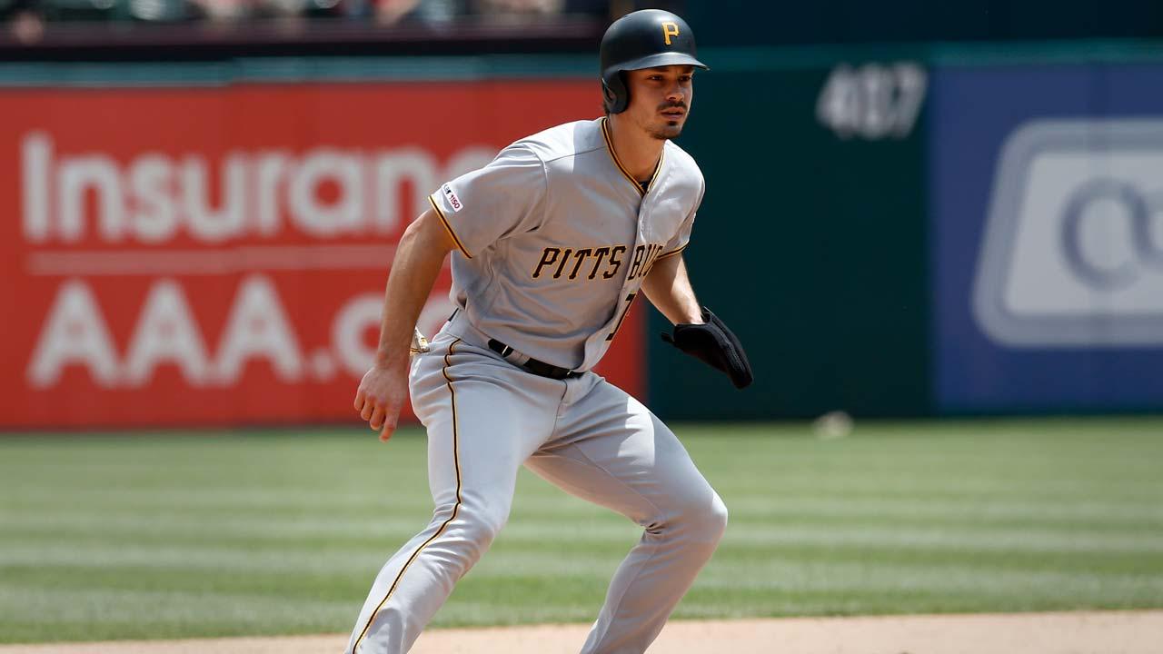 Pittsburgh Pirates' Bryan Reynolds
