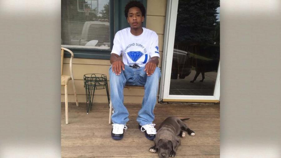 Kahlil Hopson, Sharon Homicide Victim and Dog